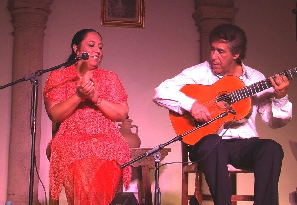 Amparo Heredia y Juan