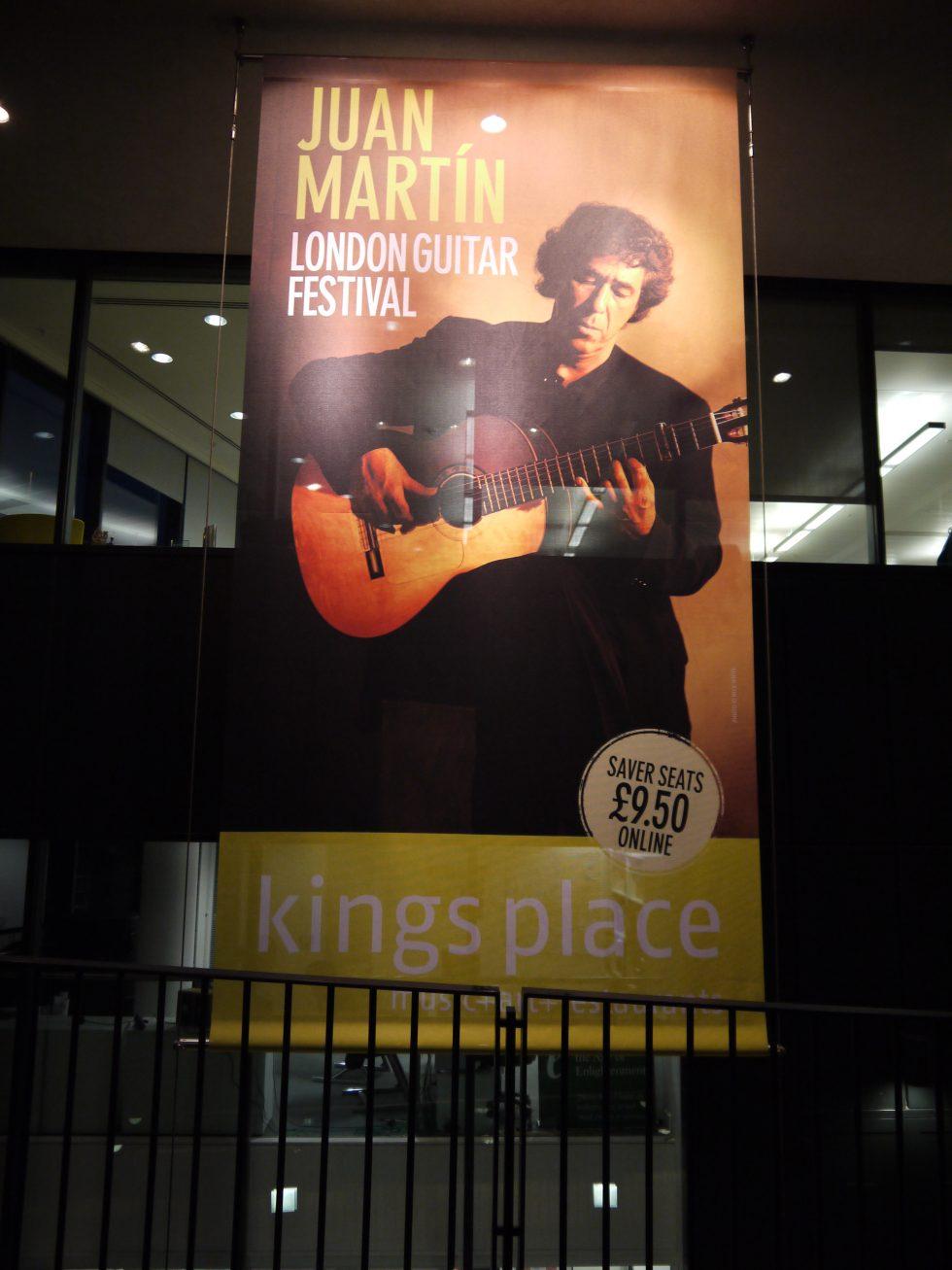 London concert poster